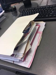 Teacher folder